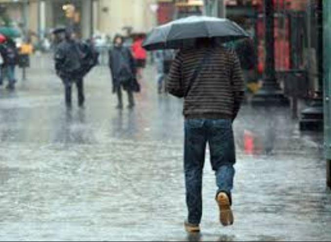 Ambiente muy caluroso y lluvias, se prevén en gran parte del país