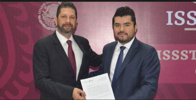 Fernando Kuri deja delegación del ISSSTE en Veracruz