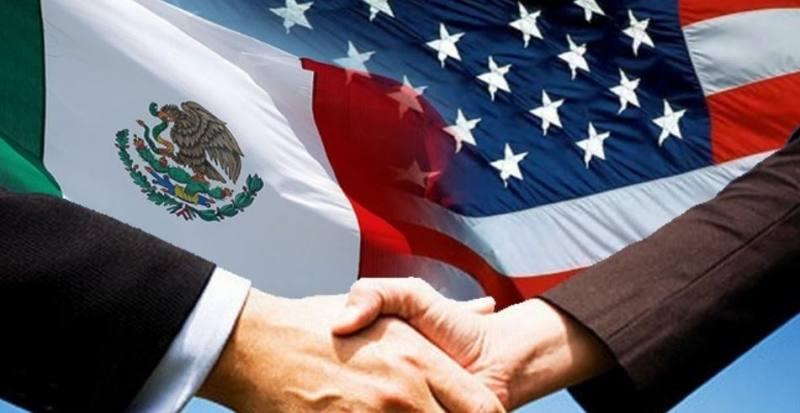 MÉXICO Y ESTADOS UNIDOS LOGRAN ACUERDO