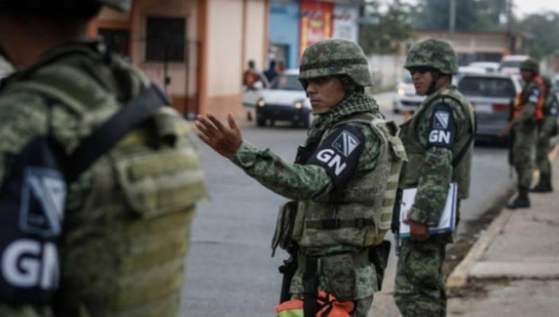 Guardia Nacional será desplegada en frontera norte y sur de México: Segob