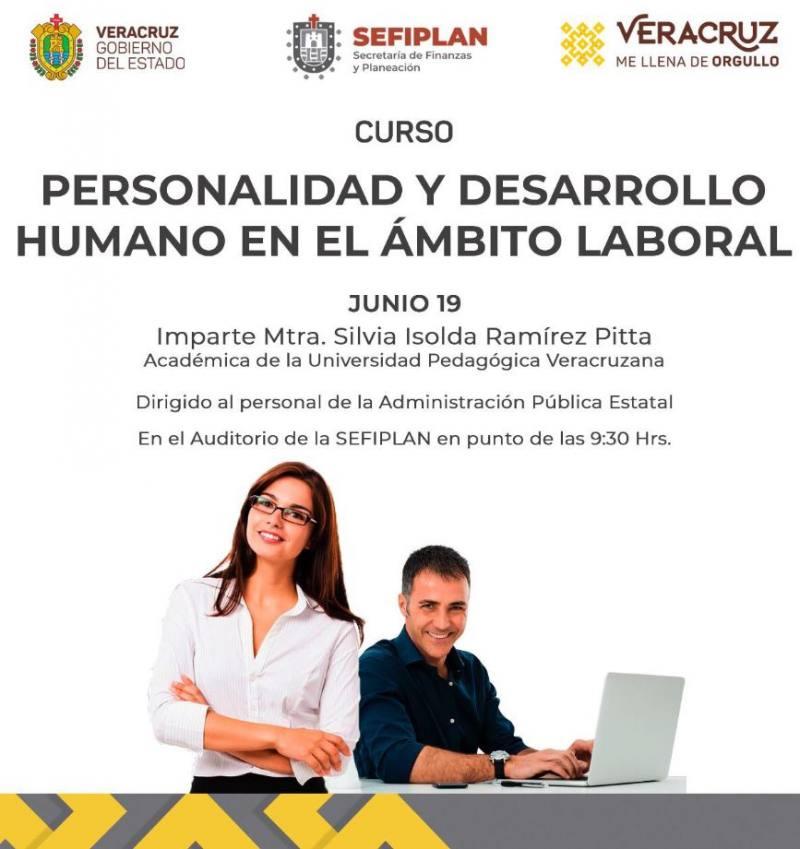 CURSO DE PERSONALIDAD  Y  DESARROLLO HUMANO EN EL ÁMBITO LABORAL