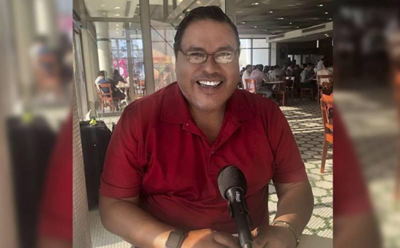 """LEVANTAN AL REPORTERO MARCOS MIRANDA COGCO """"MARMIKO"""" !!"""