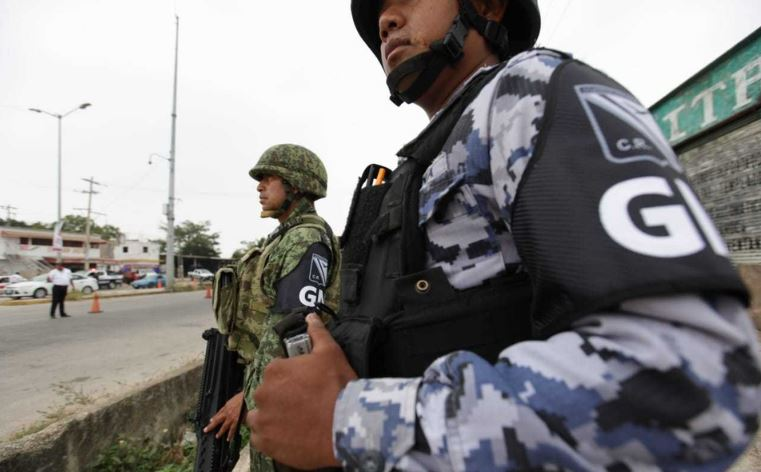 Despliega Guardia Nacional 4 mil 500 elementos en el estado