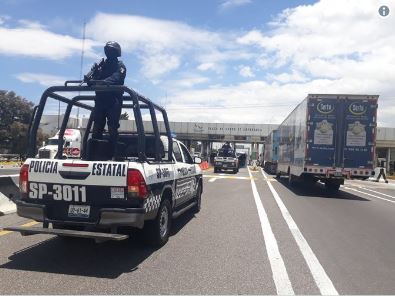 SSP reporta tránsito tranquilo en autopista Veracruz – México, ante versiones de balacera