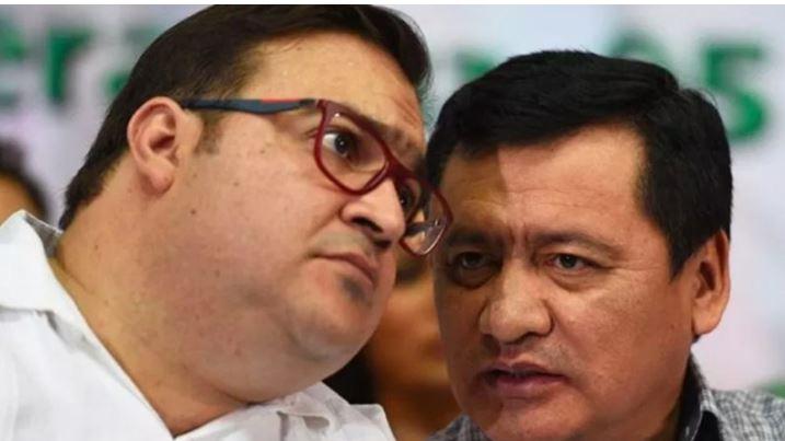 Osorio Chong niega supuesto acuerdo de gobierno peñista con Duarte