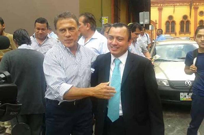 Desde prisió Duarte dice que Yunes Linares buscará apoderarse del PRI