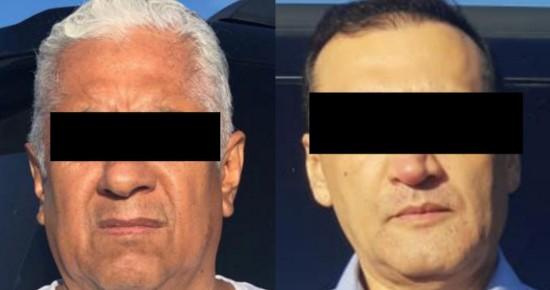 Dos socios de Juan Collado, también son detenidos.