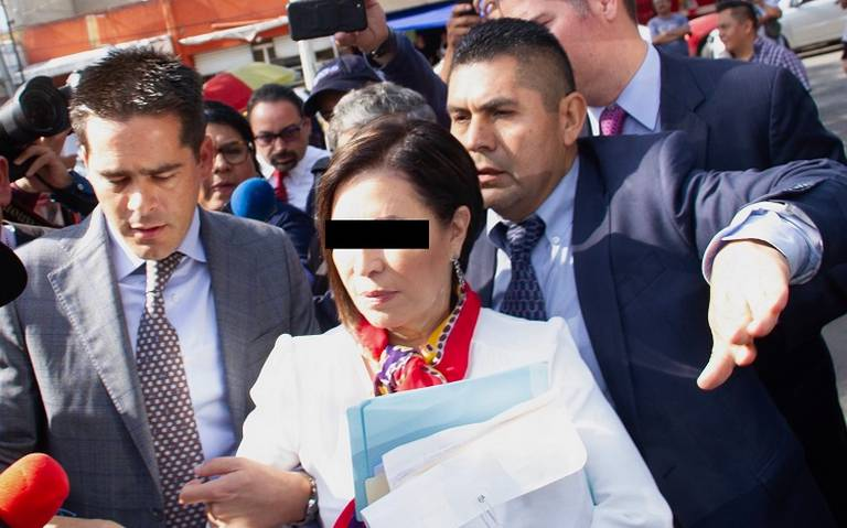 Denuncian hackeo a celular de Rosario Robles