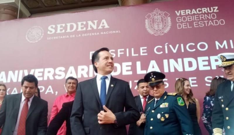 SALDO BLANCO, DICE CUITLÁHUAC EN FIESTAS PATRIAS