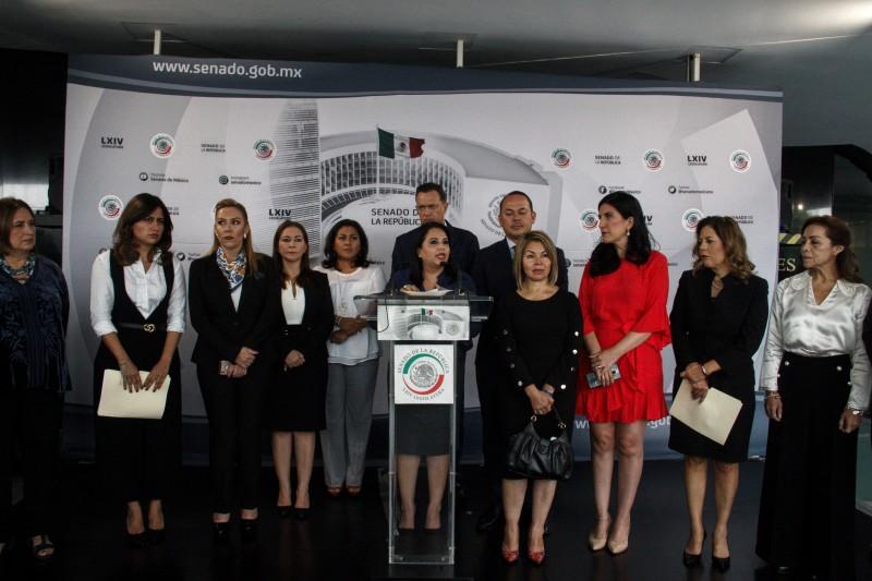 Senadores del PAN buscan la desaparición de poderes en Veracruz