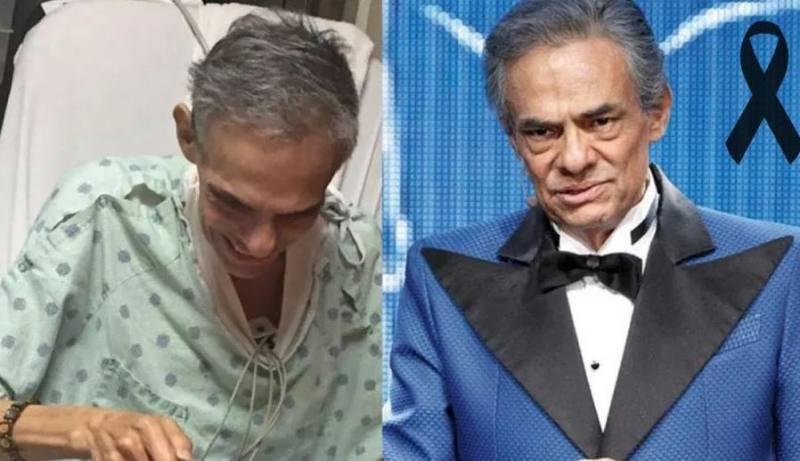 José José: Alcohol, Drogas y todos los escándalos en sus 71 años de vida