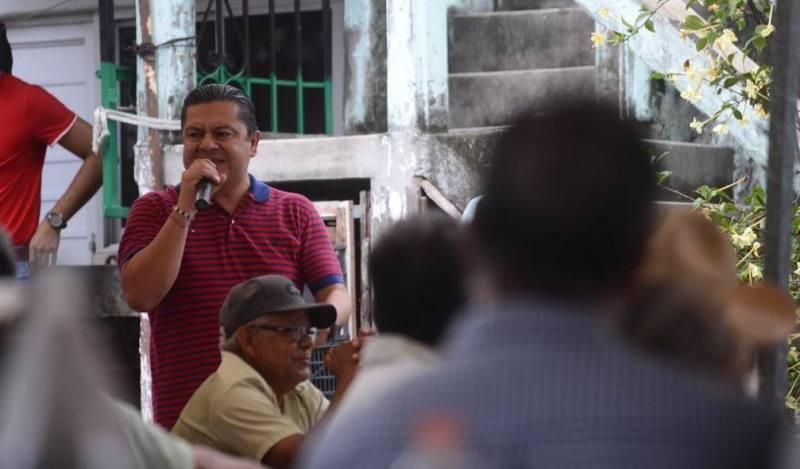 Hipócritas y farsantes los que anuncian austeridad republicana: Marlon Ramírez