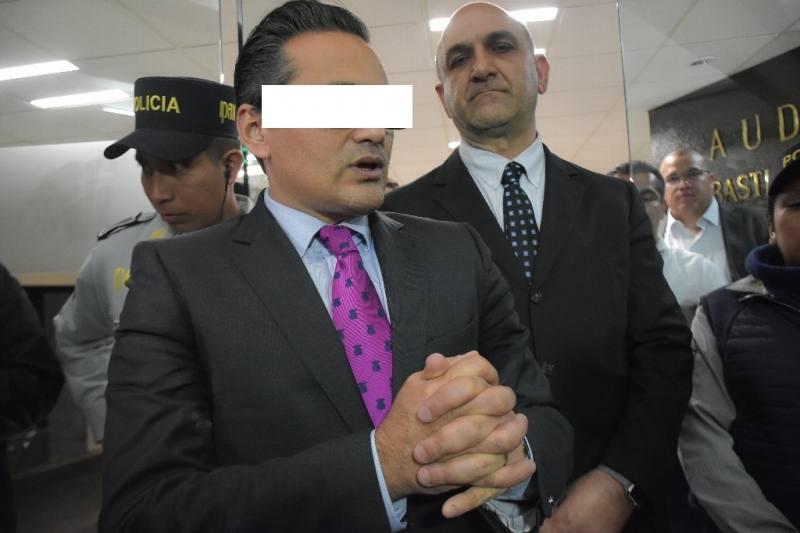 """Jorge """"N"""", exfiscal de Veracruz obtiene suspensión provisional contra orden de aprehensión"""