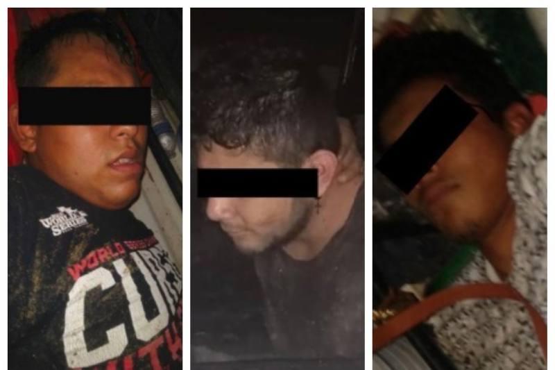 Detienen a presuntos secuestradores de periodista, en Nanchital