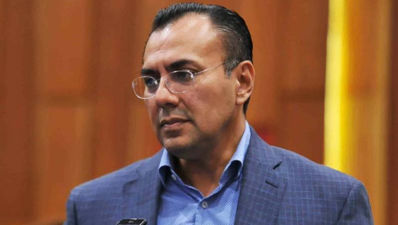 Por fraude detienen a Eduardo Sánchez Macías, dueño de periódicos Heraldos Veracruz