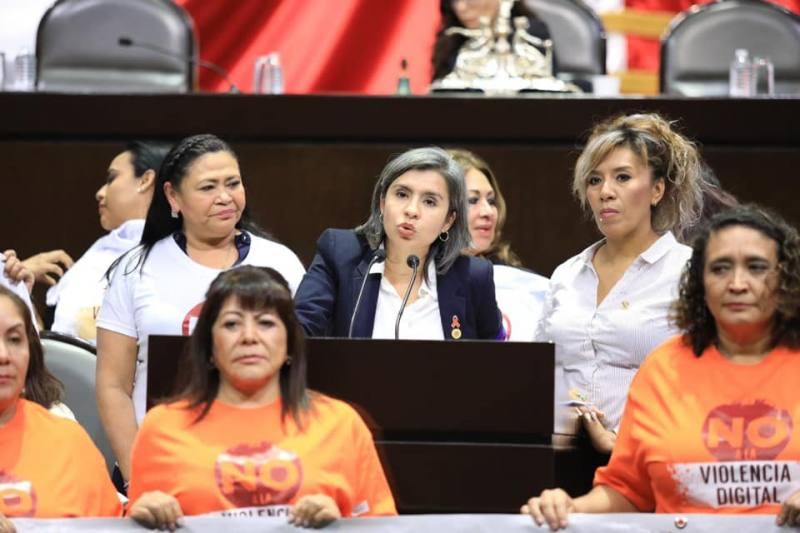 Diputada Carmen Mora, participa en reforma a la Ley de Una Vida Libre de Violencia