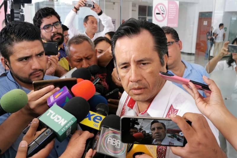 Estudiante hirió a su compañero en Xalapa: Gobernador