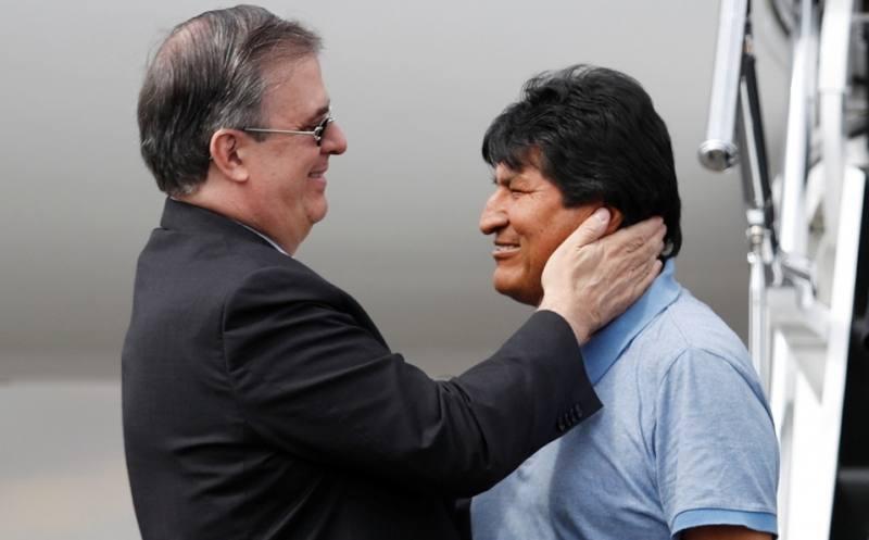 Reservan por 5 años archivos de traslado de Evo Morales a México
