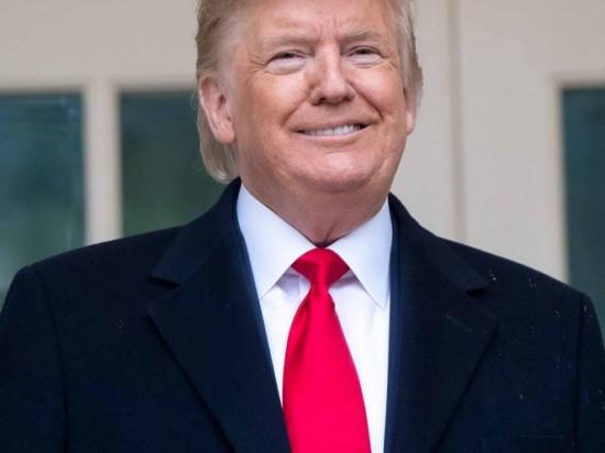 '¡Todo está bien!', dice Trump ante ataque a base en Irak.