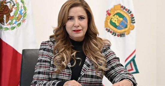 Rebeca Quintanar sustituye a Verónica Aguilera al frente del DIF Estatal