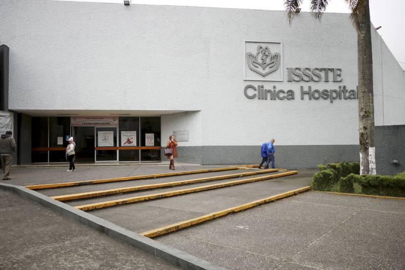 Psicosis entre pacientes y personal de la clínica del ISSSTE Xalapa.