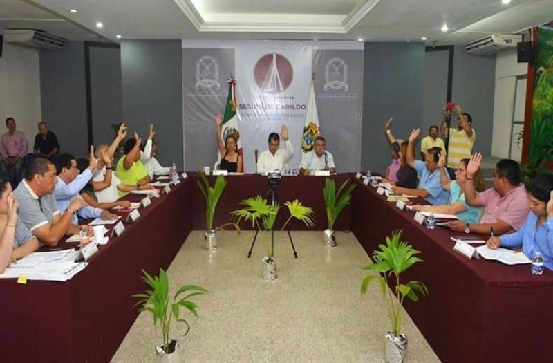 Con derrota en cabildo esperan en Coatza a AMLO