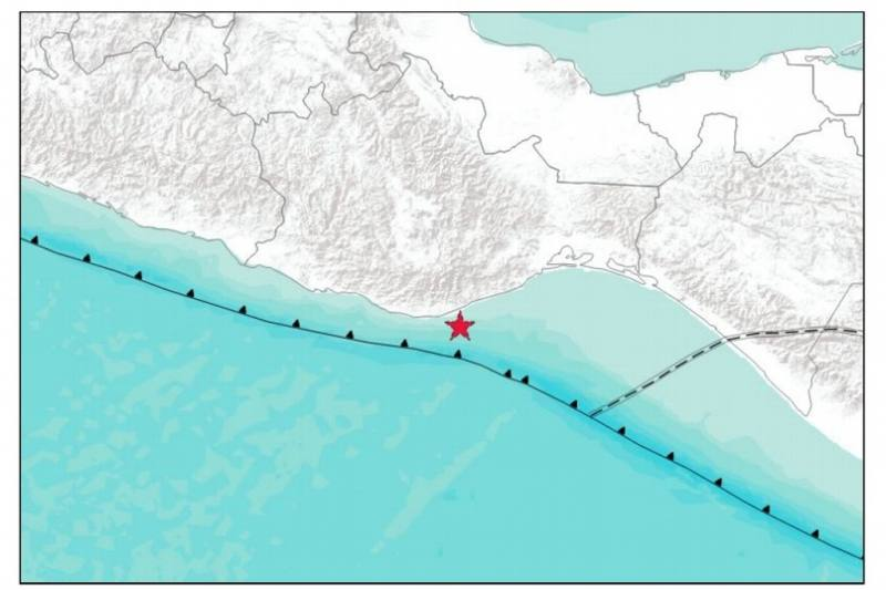 Reportan 303 réplicas del sismo de magnitud 7.5 en Oaxaca