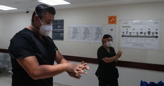 La COVID-19 ha dejado 584 muertes entre personal de salud