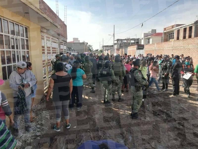 UN GRUPO ARMADO EJECUTA A 24 HOMBRES EN CENTRO DE ADICCIONES DE IRAPUATO.