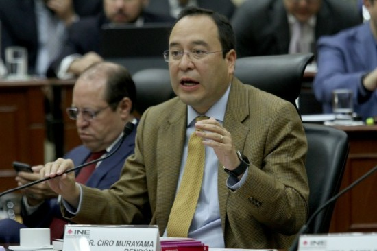 Nadie me presionó para negar registro a México Libre: Murayama.