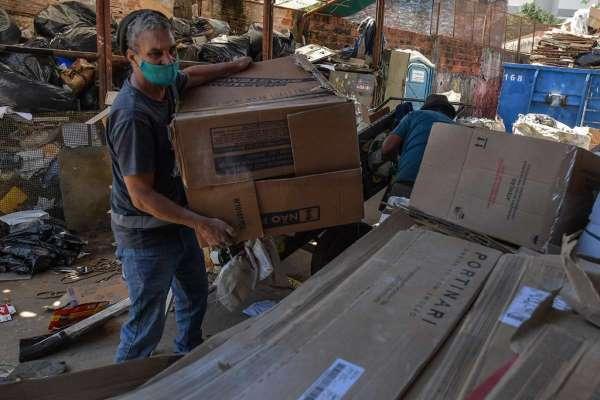 Brasil confirma este domingo más de 14 mil nuevos casos de Covid.