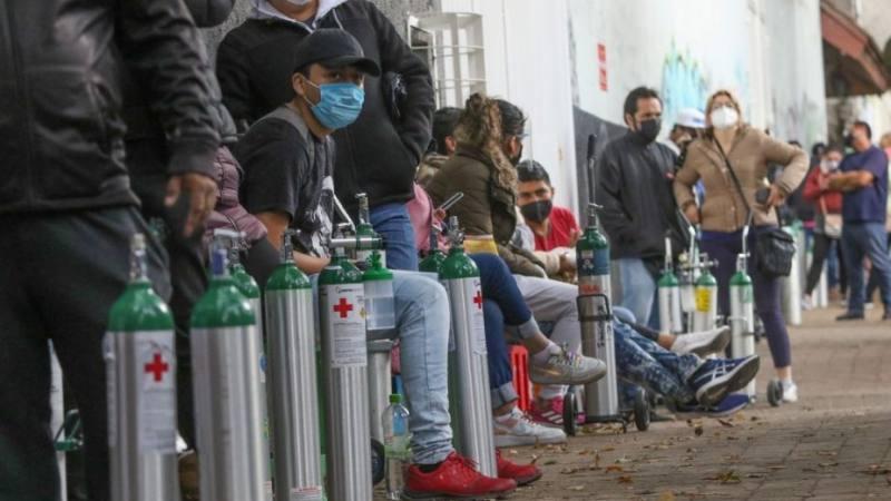 Enero, el más letal por Covid-19 en México