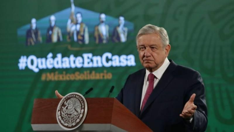 "AMLO responde a EU por caso Cienfuegos: ""No podemos fabricar delitos"""