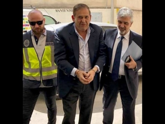 Niegan prisión domiciliaria a Ancira.