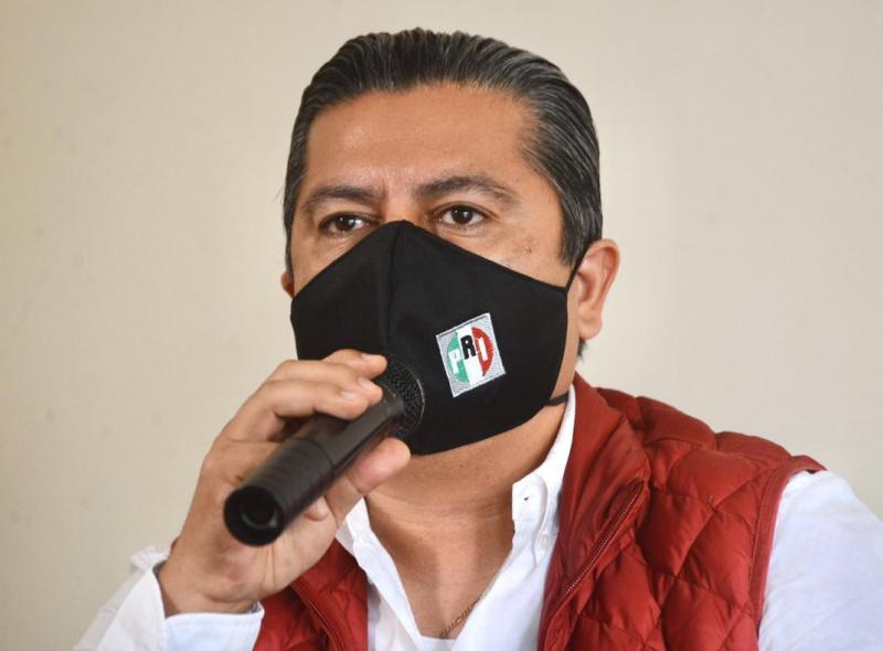 PRI Veracruz, solicita seguridad a la ciudadanía