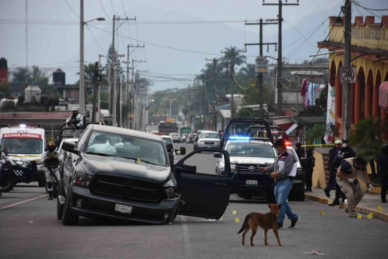 Asesinan a Melquiades Vázquez, precandidato a la alcaldía de La Perla