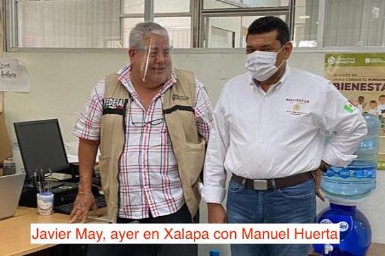 AMLO desmintió lo que Cuitláhuac y Eric negaban