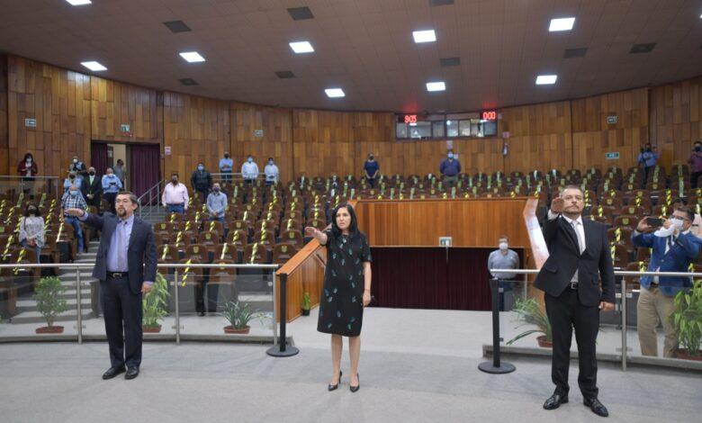 Apresurada designación de 3 magistrados y una consejera de judicatura estatal