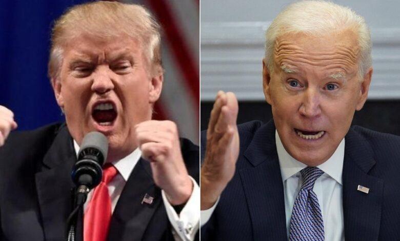 Trump reclama a Biden suspensión de la vacuna Johnson & Johnson