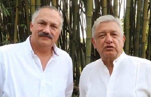 Quiero ser el candidato de Morena a la alcaldía de Veracruz: Exome Zapata