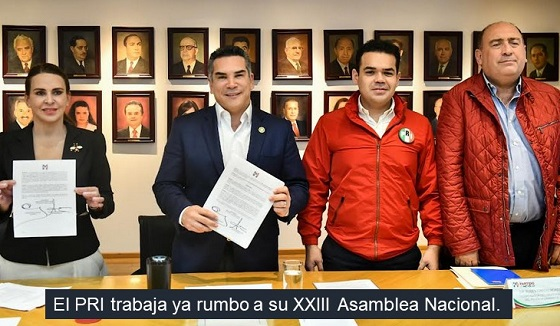 El PRI, de aplanadora a partido bisagra, prepara su Asamblea Nacional
