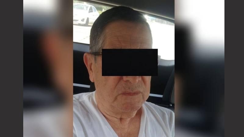 Detiene al ex secretario de finanzas Gómez Pelegrín