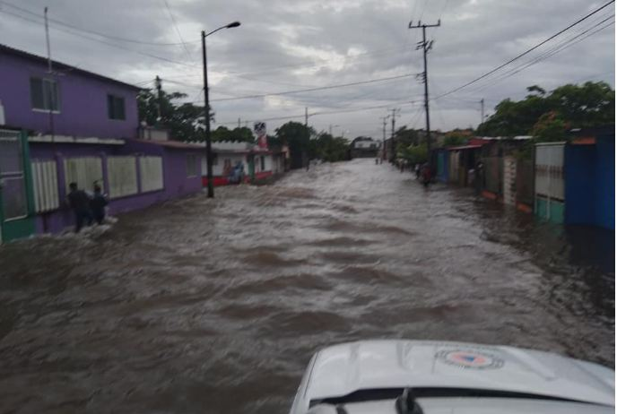 Cuantiosos daños dejó en Lerdo tormenta