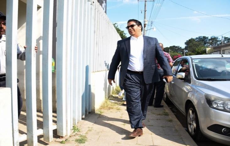 Gabriel Deantes pierde amparo, pero seguirá libre