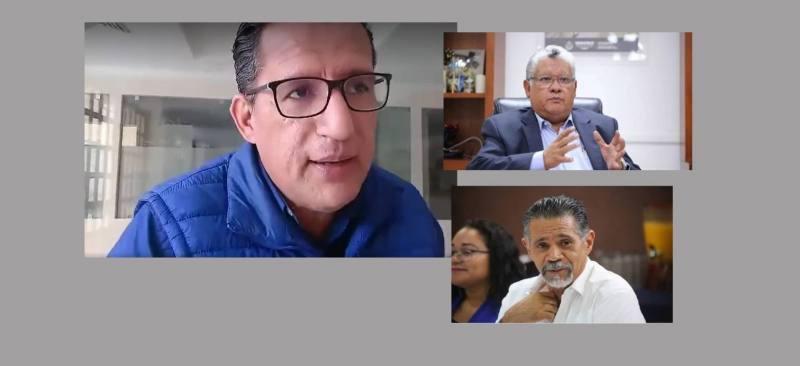 """Yunistas llamaban """"ROJOS"""" a Tito Delfín y Enrique Cambranis: Luis Taibo"""